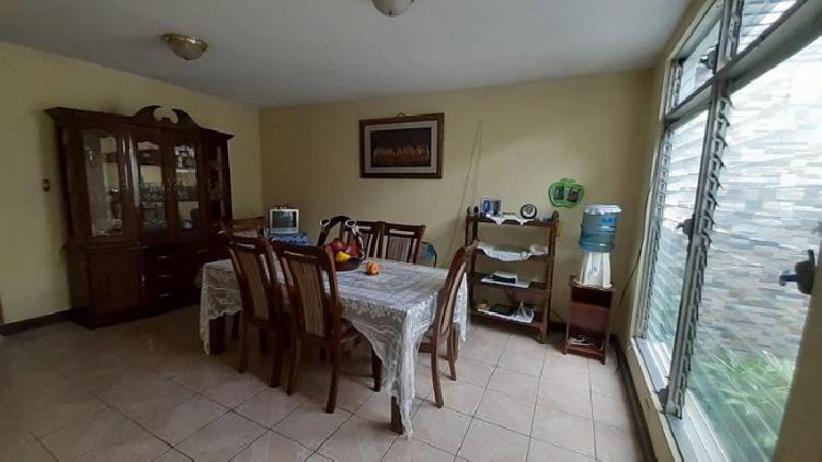 Casa en Venta de Un Nivel en Zona 12 Prados de Monte M.