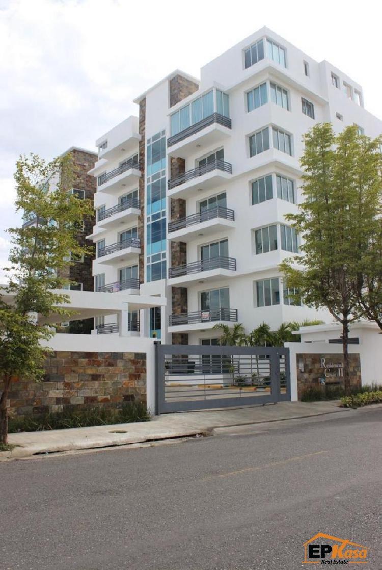 Rento apartamento en La Española