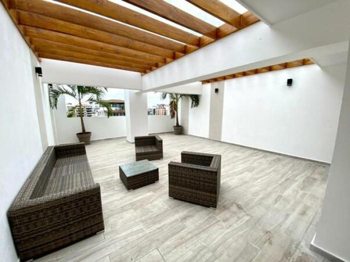 Alquiler de apartamento 2 habitaciones en Bella Vista
