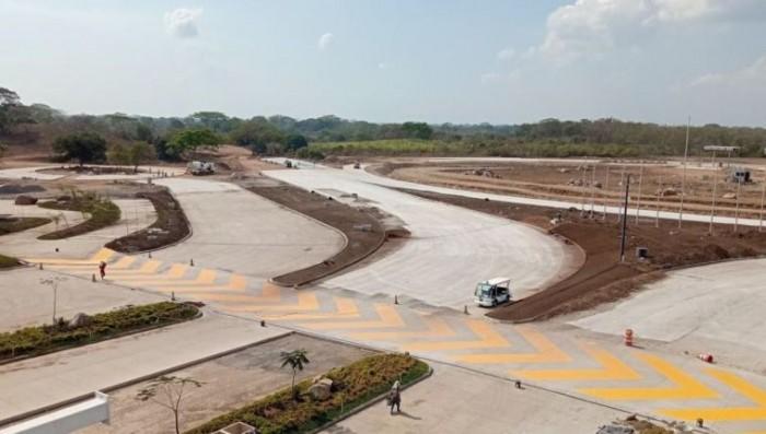 VENTA Terreno Industrial Parque Michatoya Escuintla
