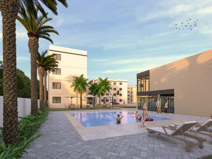 Vende Apartamento en  Bávaro Punta Cana
