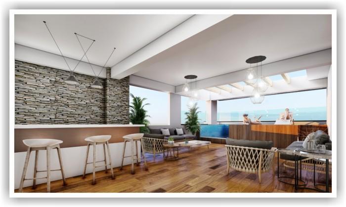 Vendo hermoso apartamento en cuarto piso Ensanche Ozama