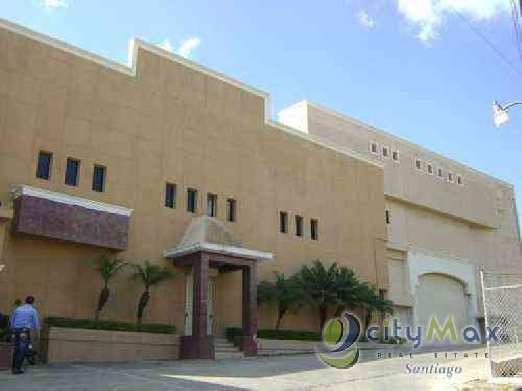 Citymax Vende Edificio COMERCIAl EN CERRO ALTO SANTIAGO
