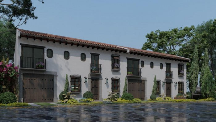 CityMax Antigua vende casa nueva en Ciudad Vieja
