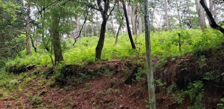 Terreno en Venta El Encinal Zona 7 de Mixco, Guatemala