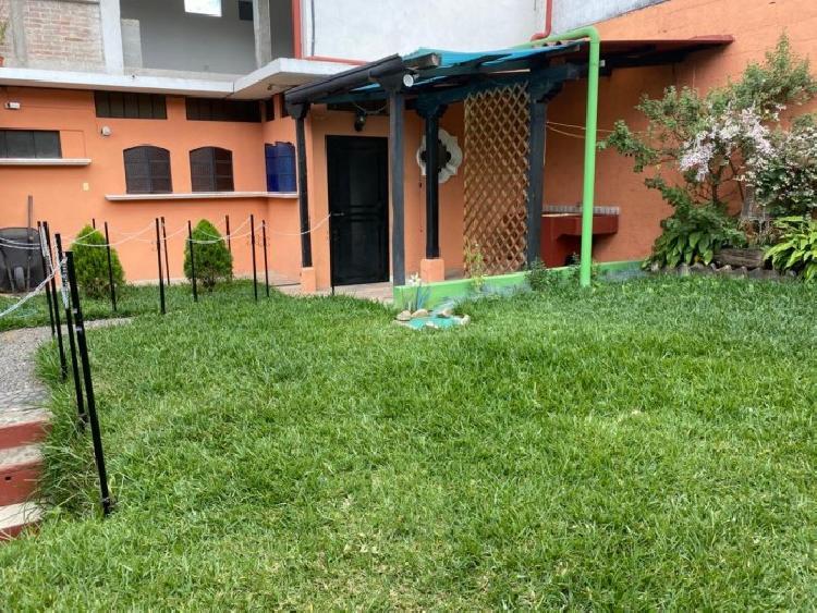 CITYMAX ANTIGUA RENTA APTO EN PLAZUELA DEL CONQUISTADOR