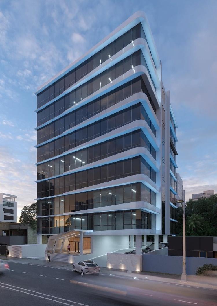Oficina, Torre Corporativa en Construcción, Bella Vista