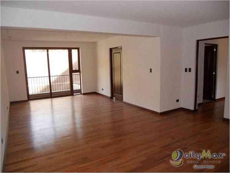 Venta Apartamento En Zona 16 LA MONTAÑA