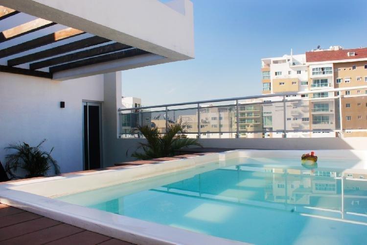 Alquiler Apartamento Amueblado  Naco