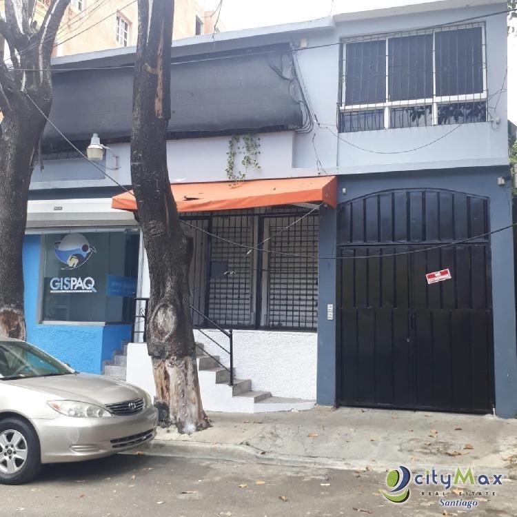 CITYMAX Vende Edificio En El Reparto Panorama Santiago.