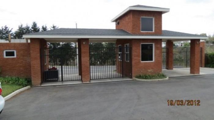 Casa en Venta Condominio en km. 16 entrada a Olmeca