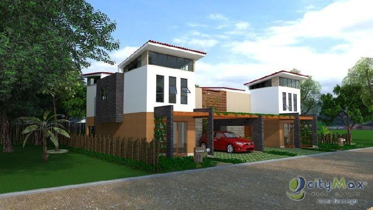 CityMax Vende Villa en Jarabacoa de 4 Habitaciones