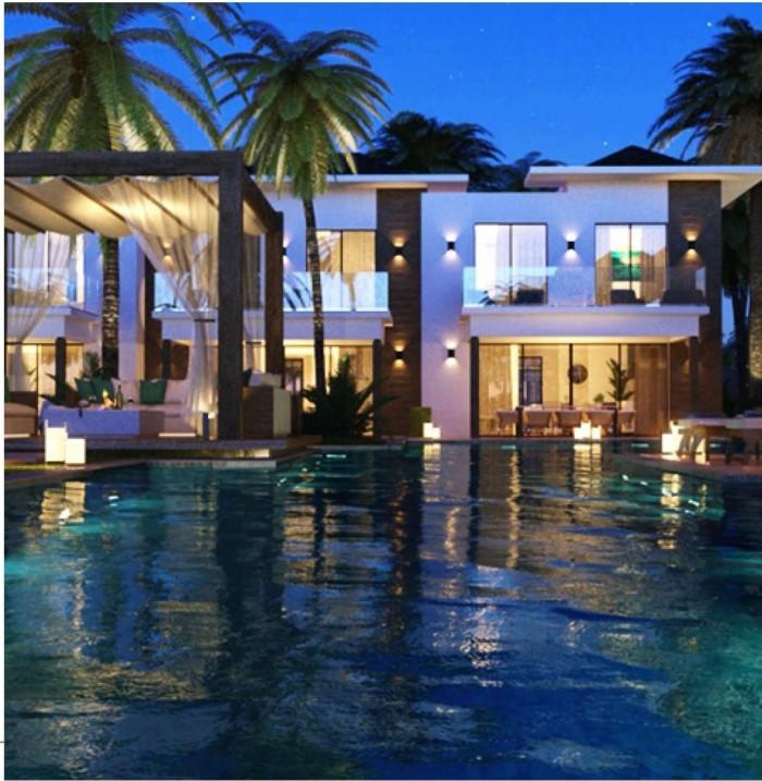 Villa en venta La Mar Monterrico