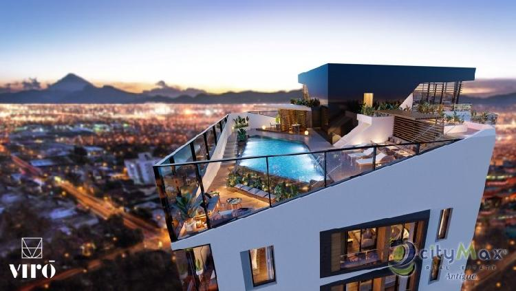 Venta de Apartamento en Zona 11 cercano Aguilar Batres