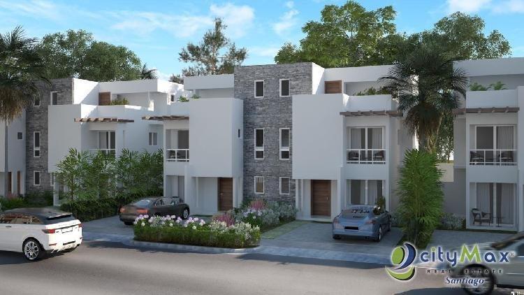 CITYMAX VENDE Modernas Villas en Punta Cana