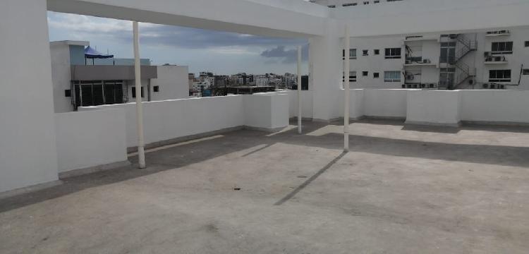 Apartamento en Renta  en Evaristo morales segundo piso