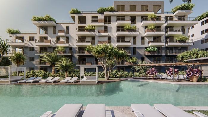 Apartamentos en venta para inversion en punta Cana