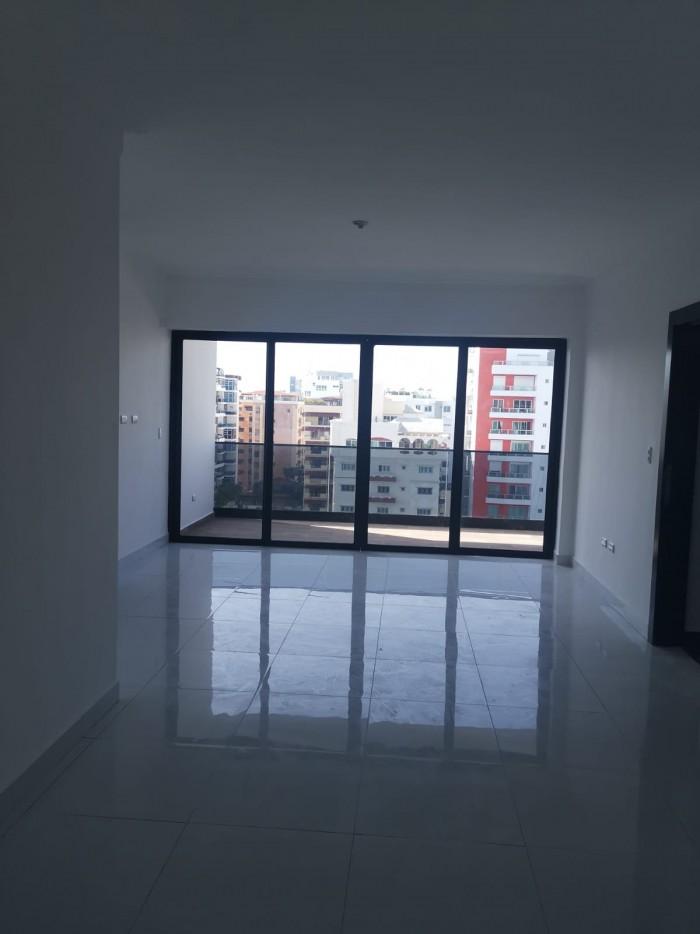 Apartamento Nuevo en Alquiler Avenida Sarasota piso 10