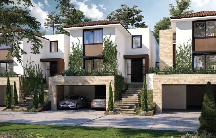 Casa Nueva en venta  zona 16 La Reserva