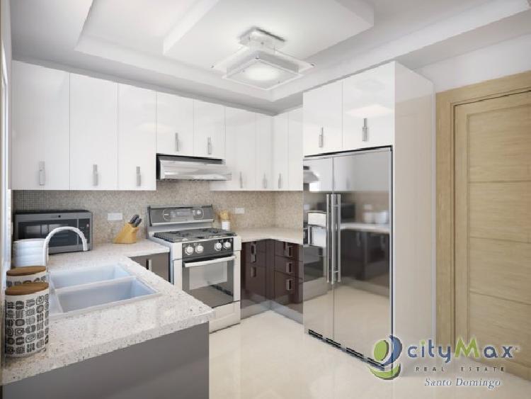 Moderno Apartamento en Venta en Avenida Ecologica