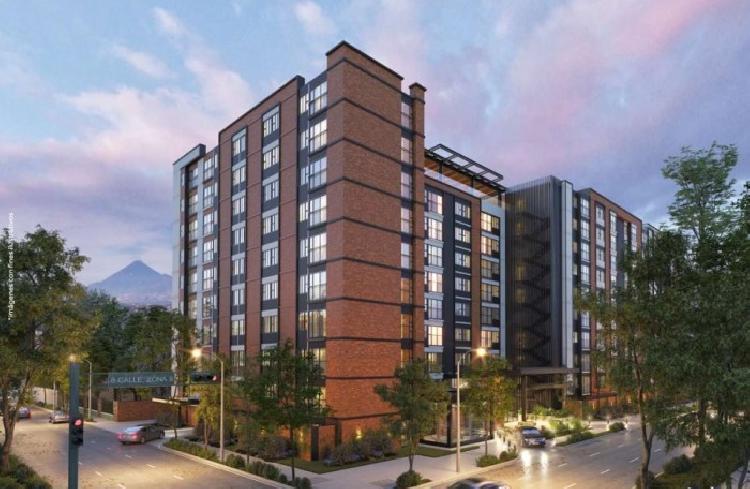 Apartamento en Construcción en Pre Venta Zona 9