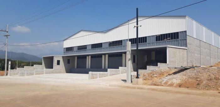 Bodega en Alquiler en complejo Industrial de Escuintla