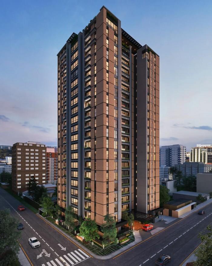 Apartamentos En Venta en la zona 10 en Planos