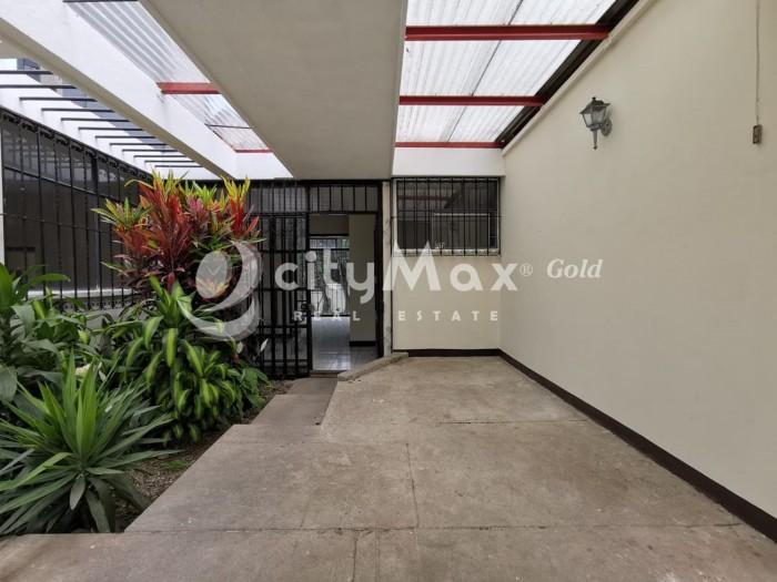 Casa de uso comercial en Zona 14 Guatemala
