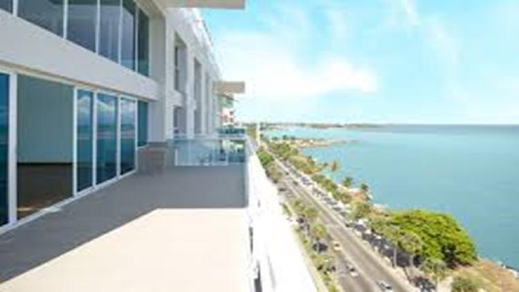 Se Alquila Penthouse en el Malecón Santo Domingo R.D.