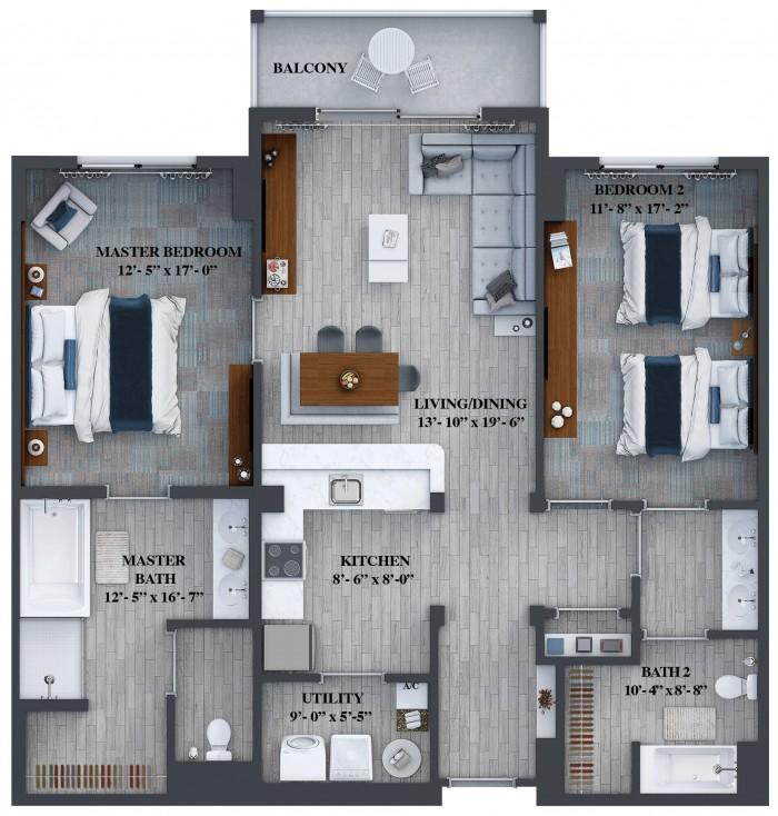 Apartamentos  en Venta en Orlando Florida