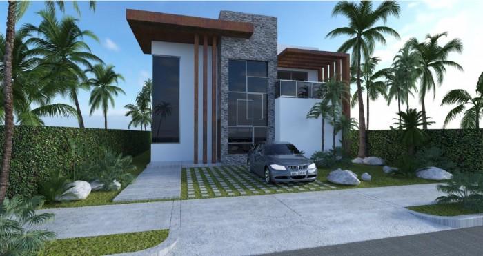 Villa exclusiva en venta en Playa Nueva la Romana RD