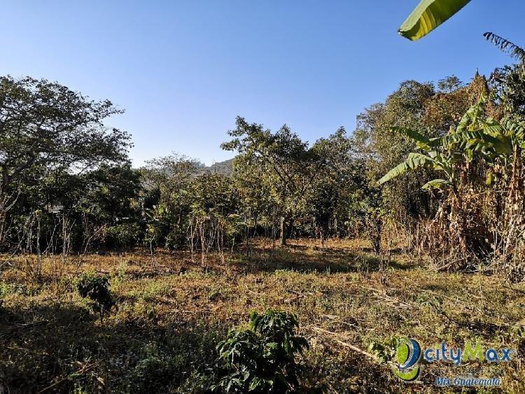 Terreno en venta en Jalapa