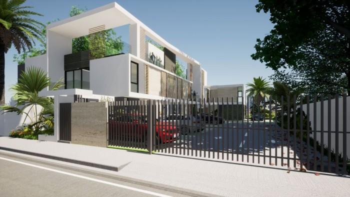 Vendo apartamento residencial en villa Maria Santiago.