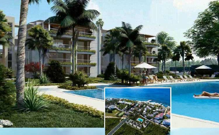 Apartamentos en Venta con Terraza en Bayahibe