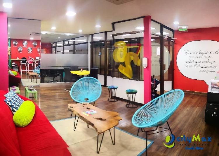 Oficina amueblada en alquiler en Sabana Sur San José CR