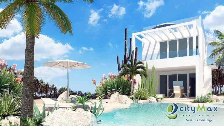 Villa de 2 Habitaciones en Venta en Bayahibe