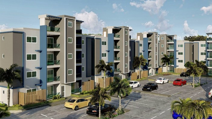 Apartamento en venta con bono, en Santo Domingo Oeste