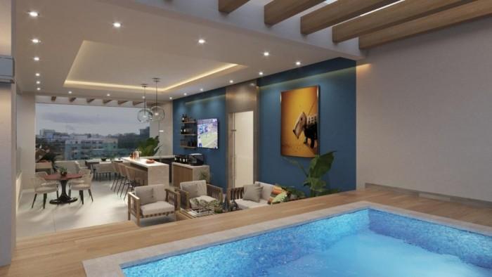 Apartamento en venta  Exclusivo Sector  Mirador Norte