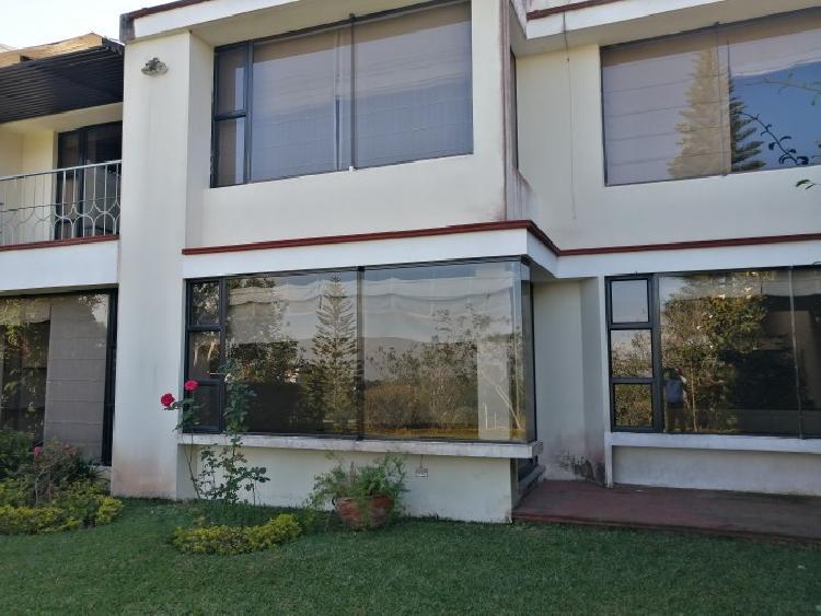 Casa Residencial en Renta en Zona 16 La Montaña