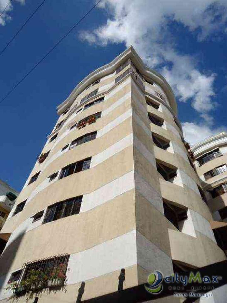 PENT HOUSE EN VENTA SECTOR EVARISTO MORALES SANTO DOMINGO R.D.
