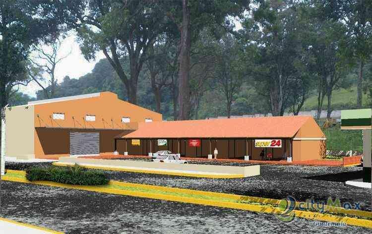 CityMax Renta terreno en Boca del Monte Guatemala