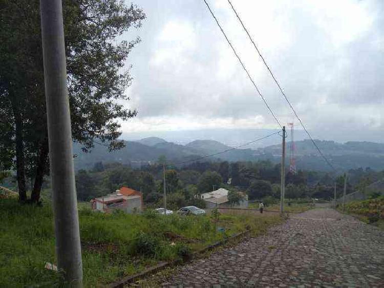 Condado Monte Alto. Vendo terreno
