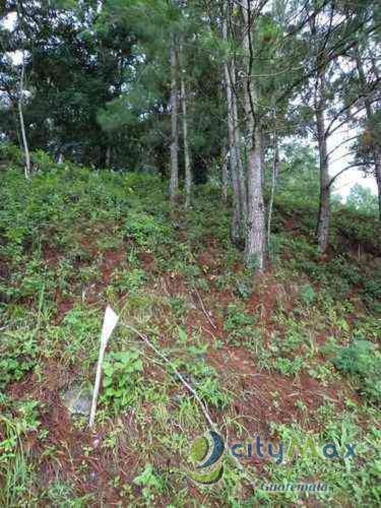Terreno en venta en zona 16 Las Cumbres Guatemala